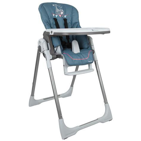 chaise haute des la naissance chaise haute bébé vision la girafe de renolux sur allobébé