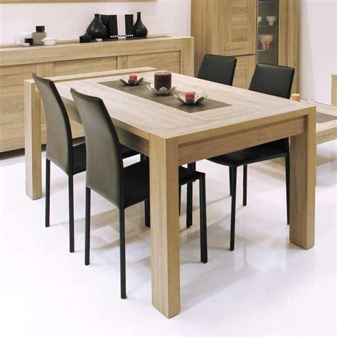 table salle a manger table de salle a manger avec rallonge pas cher