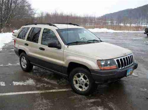 jeep grand cherokee tan sell used 2001 jeep grand cherokee laredo 4x4 4 door 4 0l