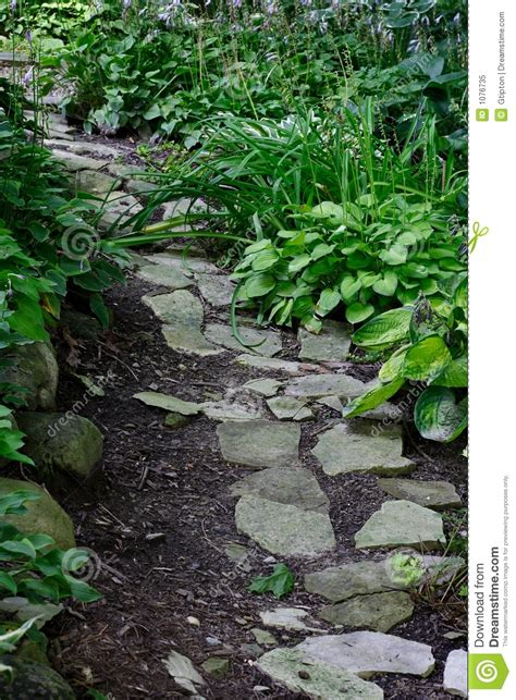 free garden paths garden path royalty free stock photo image 1076735