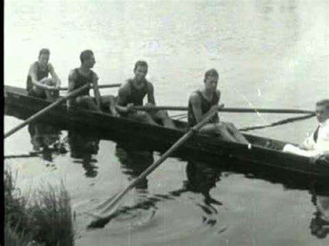 Roeien Nederlands by Nederlands Kioenschap Roeien In Groningen 1926 Youtube