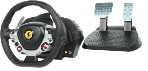 All drivers available for download have been scanned by antivirus program. Thrustmaster TX Racing Wheel Ferrari 458 Italia Edition - Volant   Alza.cz