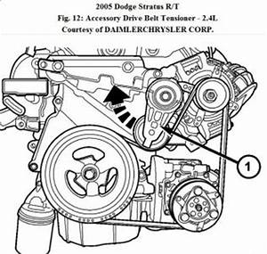 Neon Engine Timing Belt Tensioner