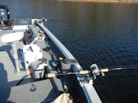 clamp  mount rod holder cisco fishing systems