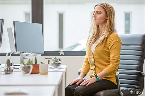 Why Mindfulness is All the Rage at Work - Fitbit Blog