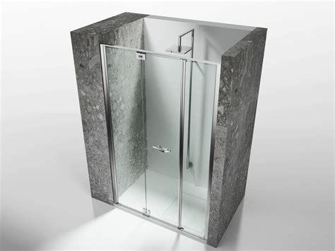 box doccia vetro temperato box doccia a nicchia in vetro temperato replay rm by