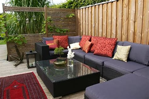 Small Patio Furniture by 6 Space Saving Ideas For Small Patios