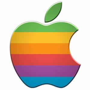 Apple Classic Icon - Apple Logo Icons - SoftIcons.com