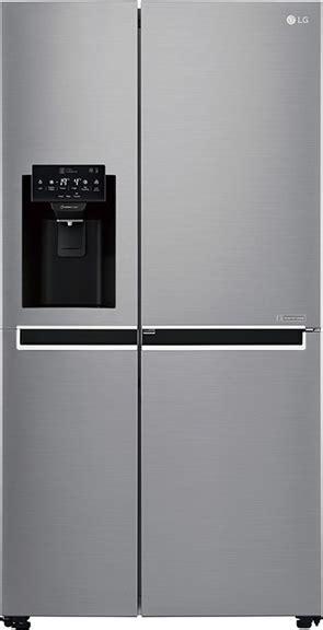 lg gsj 761 pzuz lg ψυγείο ντουλάπα nofrost inox a gsj761pzuz skroutz gr