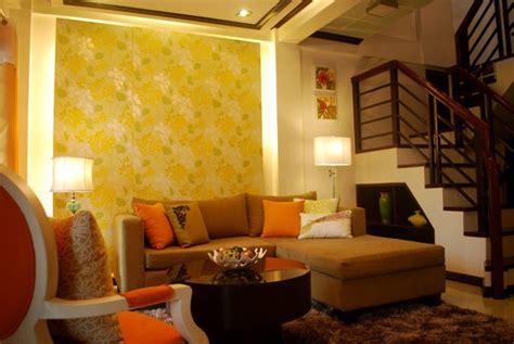 wallpaper alam cantik  ruang tamu rancangan desain