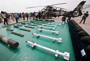 China becomes world's 5th-largest arms exporter, surpasses ...