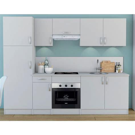 駘駑ent bas cuisine meuble de cuisine blanc bas four 60 cm dya shopping fr
