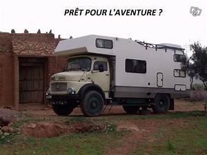 Mercedes Poids Lourds : le camping car passe partout camping car poids lourd mercedes 911 4x4 ~ Medecine-chirurgie-esthetiques.com Avis de Voitures