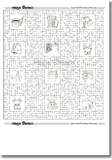 maze generator mazes with images or text in the puzzle
