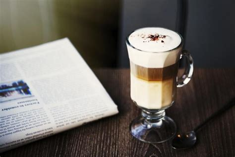 Making a piccolo and mocha latte. 13 different types of coffee and why you'll love them - Coffee Scanner