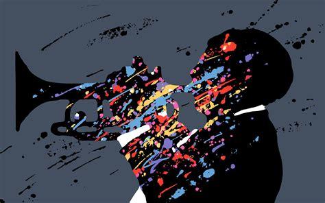 multicolor jazz singer artwork wallpapers multicolor