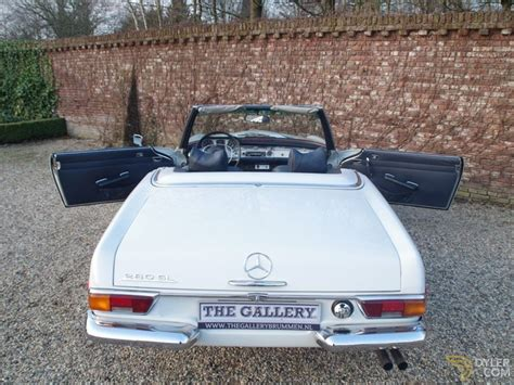 Beautiful mercedes pagoda, with hardtop, type w113, originally dutch delivered in 1968. Classic 1971 Mercedes-Benz 280 SL Pagoda for Sale - Dyler