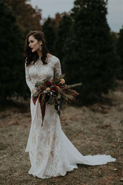 489 Best Long Sleeved Wedding Dresses Images On Pinterest