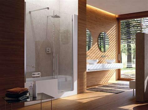 vasche da bagno combinate con doccia vasche doccia combinate foto 9 40 design mag