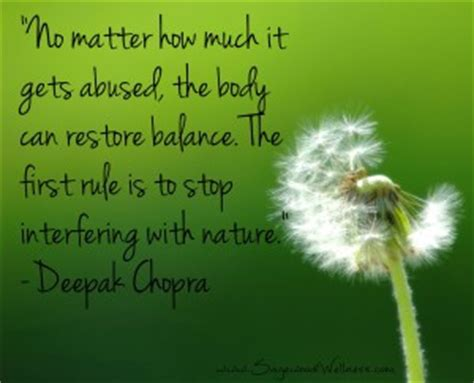 Famous Quotes Natural Healing