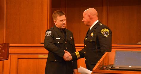 Mount Prospect names detective as officer of the year