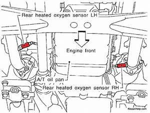 Nissan Sensor Diagram