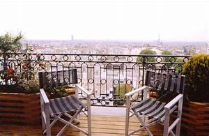Terrass hotel paris montmartre central paris france for Terrass