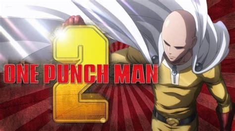 One Punch Man Season 2 Will Arrive In April 2019 Empire