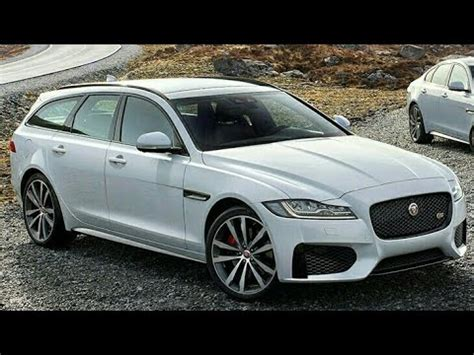 jaguar xf sportbrake  wagon review youtube