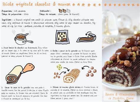 recette de cuisine regime buche vegan recette cuisine en bandoulière