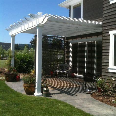 vinyl patio covers vinyl pergolas vinyl garden patio covers from vinyl fence wholesaler