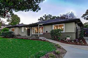 Simple Curb Appeal For Ranch Style House HOUSE DESIGN AND