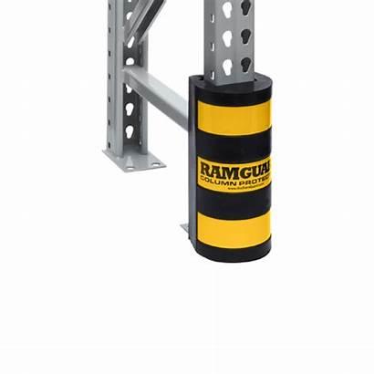 Column Protector Pallet Rack Protectors Rak Ridg