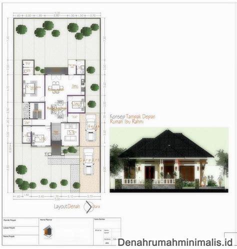 desain rumah minimalis satu kamar desain rumah