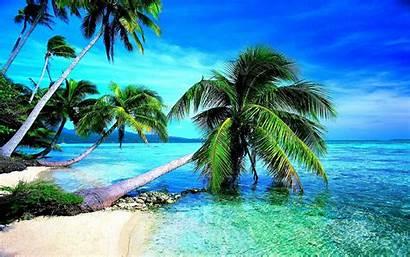 Desktop Beach Tropical Wallpapers