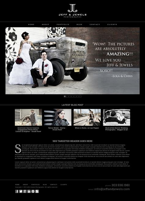 full branding package  photography company featured