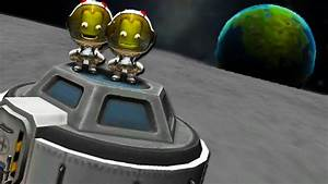FLY ME TO THE MOON | Kerbal Space Program 39 - YouTube