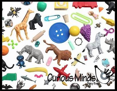 Objects Alphabet Montessori Words Lot Language Pink
