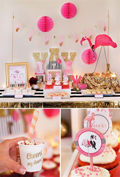Kitchen Tea Party Invitation Ideas - déco de fêtes une flamingo party save the deco