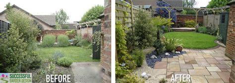 garden design makeover   weekend