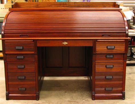 Oak Crest Roll Top Desk Key by Roll Top Desk Parts Whitevan