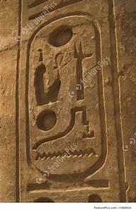 Egyptian Cartouche Stock Image I1686834 At Featurepics