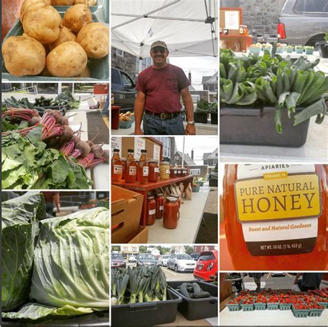 The medium and large baskets include 2 assorted 8 ounce flavors and one 16 ounce fresh ground coffee Montco S.A.A.C Farm Stand Returns Next Wednesday - Around Ambler