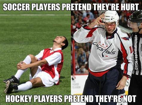 Soccer Hockey Meme - creative assignment 2 comm 2f00