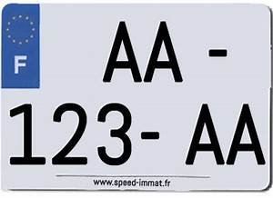 Acheter Plaque Immatriculation : plaques d 39 immatriculation moto speedimmat ~ Gottalentnigeria.com Avis de Voitures