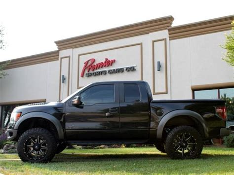 2010 Ford F 150 SVT Raptor for sale in Springfield, MO