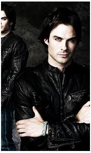 Damon - The Vampire Diaries Wallpaper (12233973) - Fanpop
