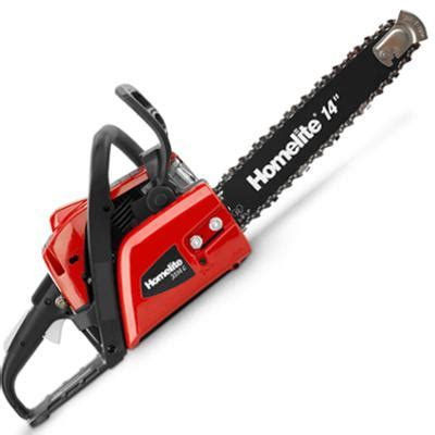 Homelite Chainsaws Buying Guide   Models, Reviews