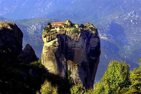 restaurer cuisine les monastères des météores grèce continentale grèce