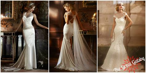 the great gatsby wedding dress guest post wedding dress trends 39 s lookbook